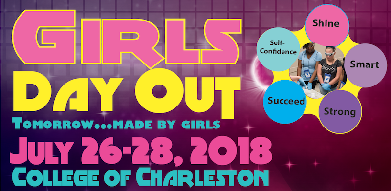 Girls Day Out 2018 Banner
